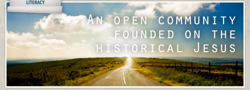 An open community founded on the historical Jesus